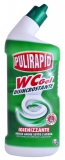 WC ČISTIČ / GEL/ 750 ml PULIRAPID