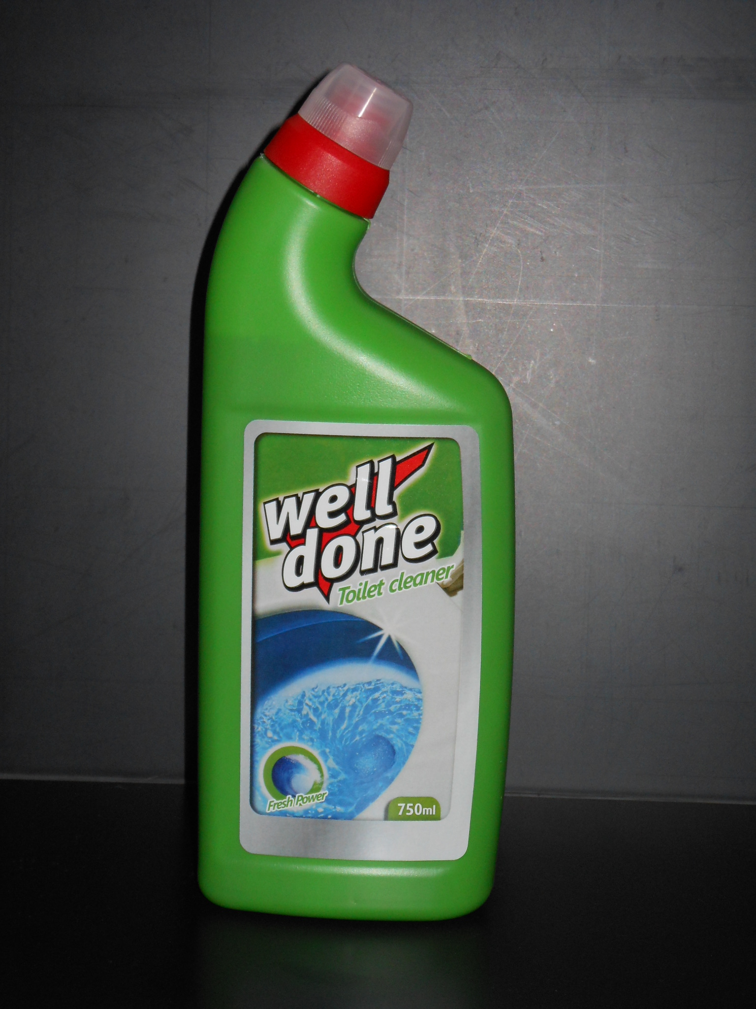 Well-done 750 ml - fresh power